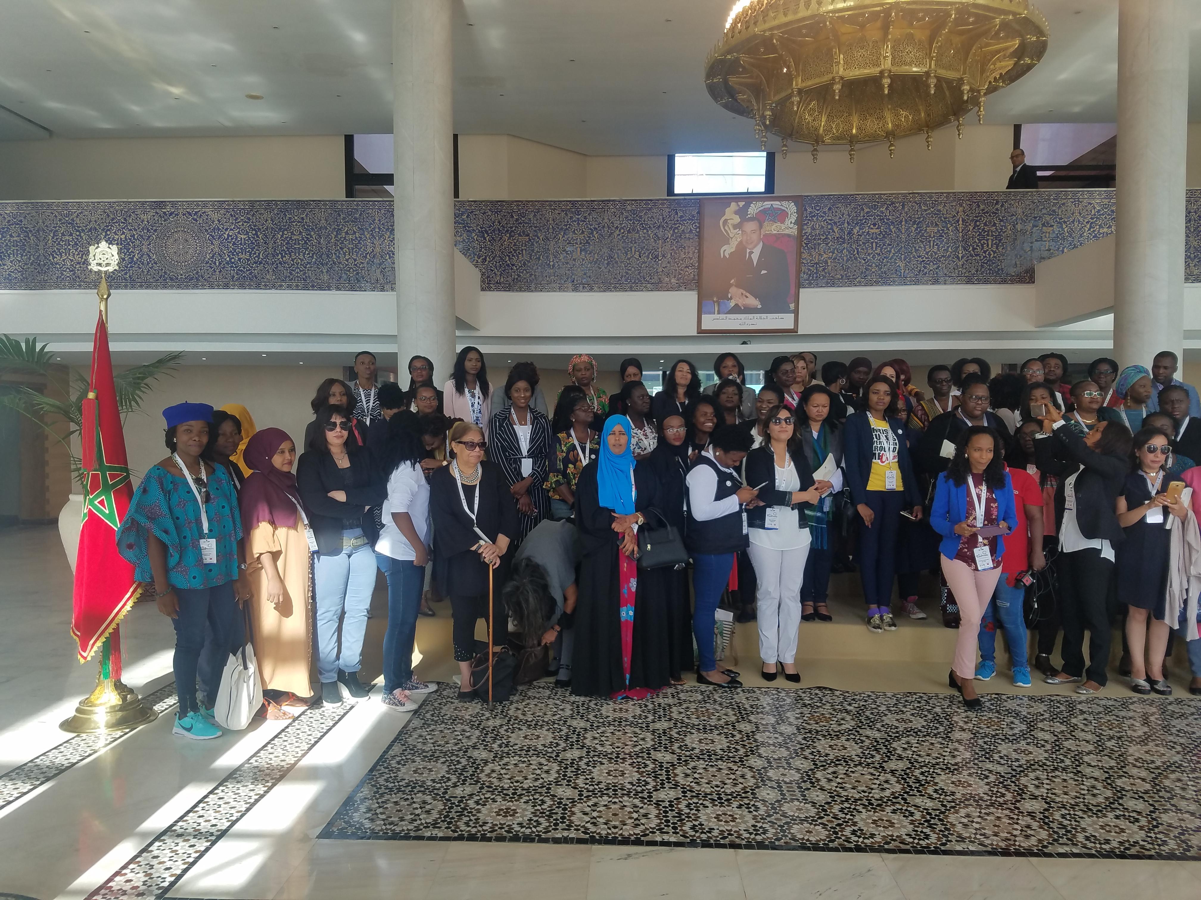 Les Panafricaines 2018 à Rabat